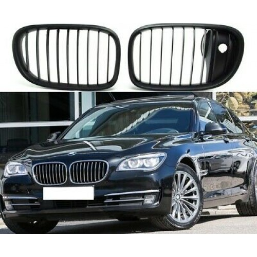 Grile BMW F01 / F02 /F03 /F04  LCI (12-16) negru mat