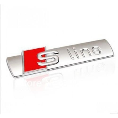 Emblema sticker S Line