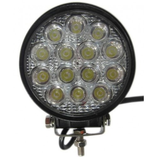 Proiector LED FLOOD 60°, 42W, 12/24V
