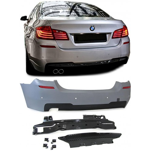 Bara spate BMW 5ar F10 10-13 M-technik cu PDC