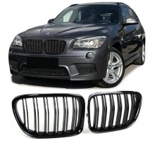 Grile duble M5 design BMW X1 E84 2009-2014