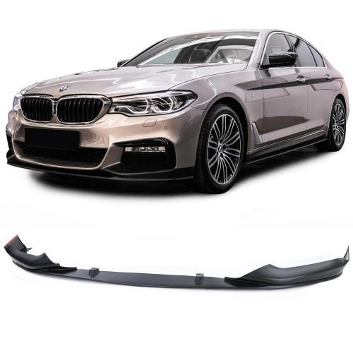 Splitter BMW Seria 5 G30 G38 dupa 2016 bara fata negru
