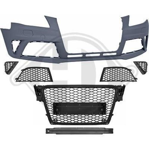 Bara fata Audi A4 Lim/Avant(8K/8E) 07-11 RS Style