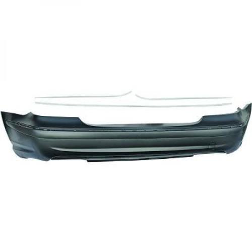 Bara spateW211, Mercedes E-Kl.E220-500 W211 06-09 06-09        fara PDC
