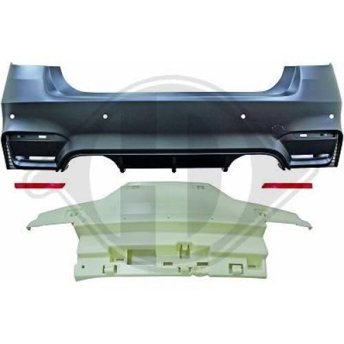 Bara spate BMW F30 SEDAN 10.11-15 M3 EVO PDC