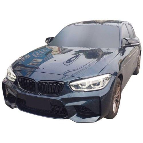 Bara fata M2 styke potrivit pentru BMW F20 LCi / F21 LCi, 2015-2018 incl. nari și grile inferioare, cu găuri PDC și SRA