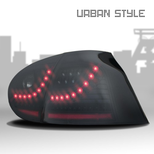 Stopuri LED Urban Style VW Golf 5 an. 03-08 fumurii