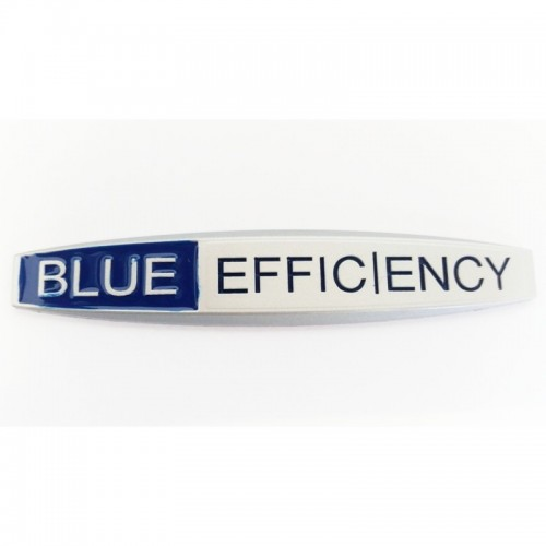 Emblema Sticker Blue Efficiency