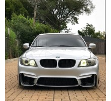 Bara Fata BMW E90 Sedan E91 Touring Non LCI (2004-2008) M4 LOOK