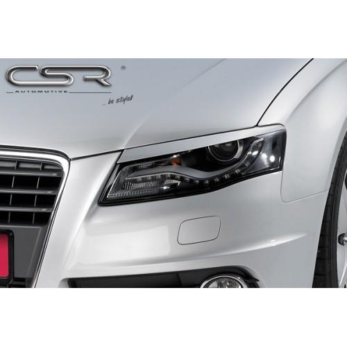 Pleoape faruri Audi  A4 B8 Art. CSR-SB118