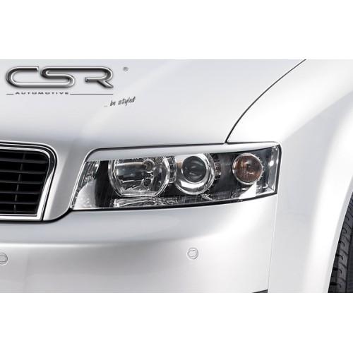 Pleoape faruri Audi A4 B6 / 8E Art. CSR-SB147