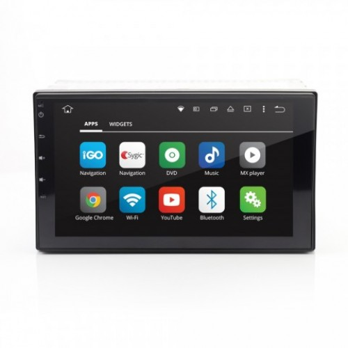 "Player multimedia 2 DIN, cu Touchscreen 7"", Android 6.0.1"
